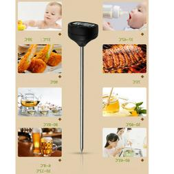 1 PC Sonde-Type Thermomètre Alimentaire Barbecue Huile Ther