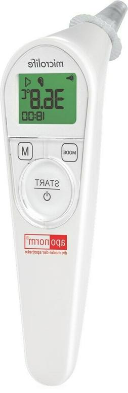Aponorm Thermomètre Auriculaire Comfort 4S Infrarouge Babyt