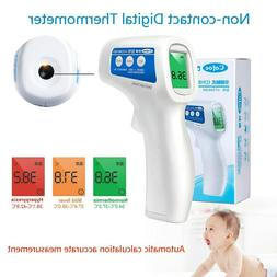 bebe adulte numerique thermometre sans contact infrarouge