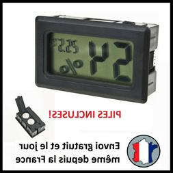 HYGROMETRE DIGITAL THERMOMETRE HUMIDITÉ LCD THERMOMETER HYG