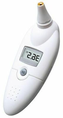 fievre thermometre therm medical digital infrarouge ohr