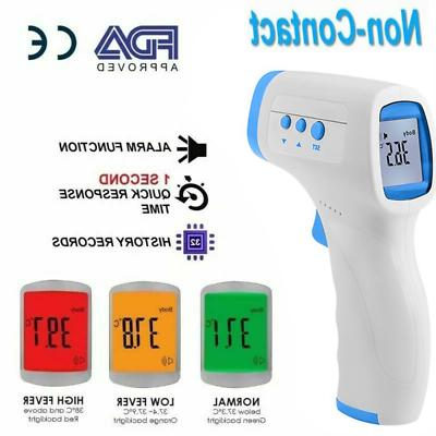 front thermometre bebe adultes ir infrarouge digital
