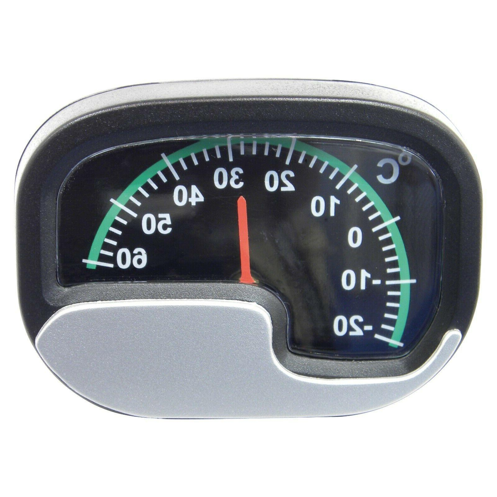 thermometre luxe interieur auto voiture camping car