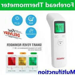 Medical NON-CONTACT Body Forehead IR Infrared Laser Digital