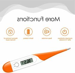 Thermometre Electronique Fievre Grippe Medical Bebe Adulte M