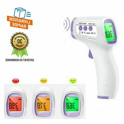 thermometre frontal infrarouge medical numerique sans contac