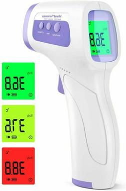 thermometre frontal kkmier thermometre medical frontal avec